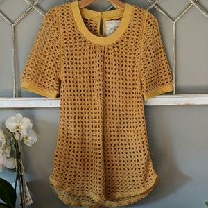 Anthropologie Angel of the North Senoia sweater